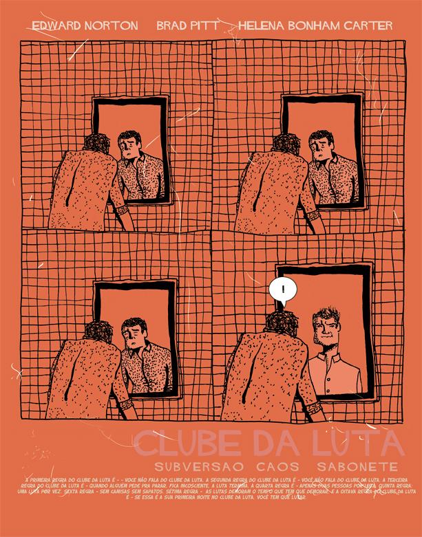 Poster: Clube da Luta