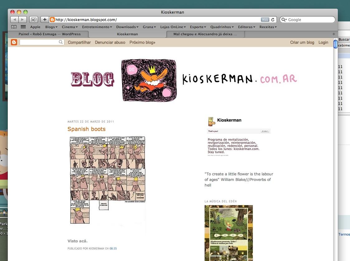 Kioskerman Blog