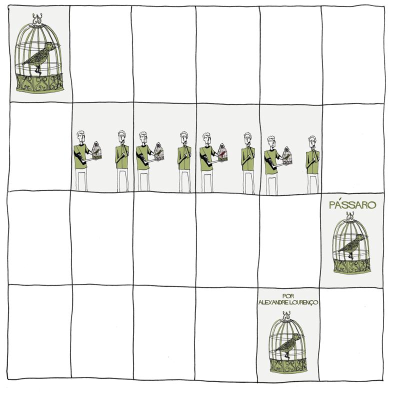 Pássaro - Página 1