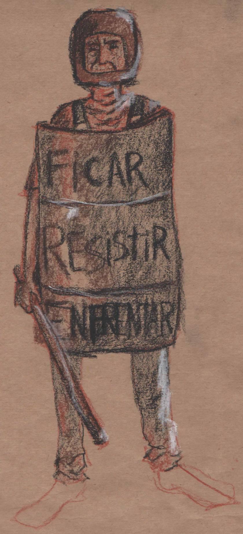 Ficar-Resistir-Enfrentar