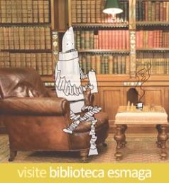 biblioteca esmaga