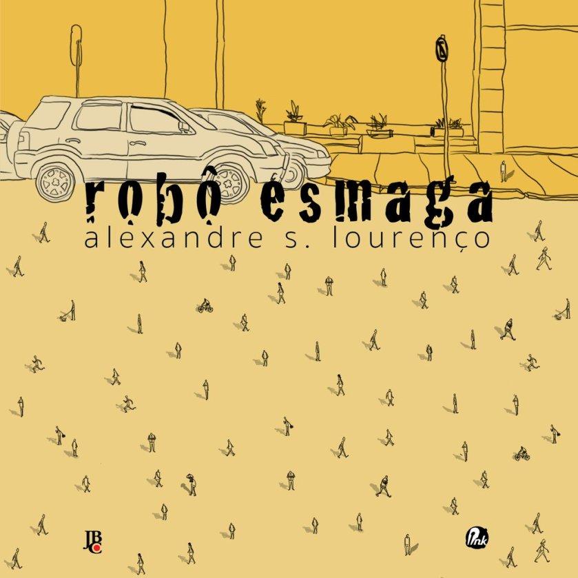 Capa Robô Esmaga